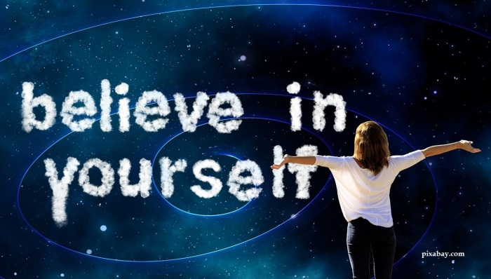 Creer en sí mismo